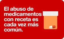 El abuso de medicamentos con receta es cada vez más común